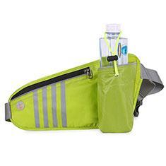 ベルトポーチ カバーランニング スポーツケース ユニバーサル S10 グリーン