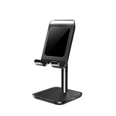 Samsung Galaxy S30 5G用スマートフォンスタンド ホルダー ユニバーサル K01 ブラック