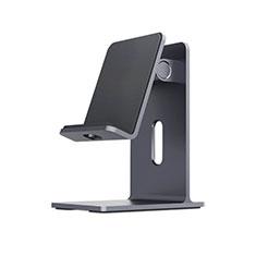 Samsung Galaxy S30 5G用スマートフォンスタンド ホルダー ユニバーサル K23 ブラック