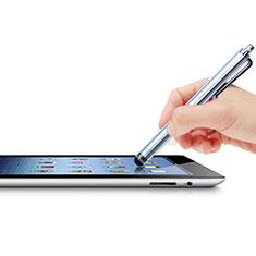 Samsung Galaxy A51 4G用高感度タッチペン アクティブスタイラスペンタッチパネル P03 シルバー
