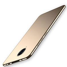 Vivo Nex 3用ハードケース プラスチック 質感もマット カバー M02 Vivo ゴールド
