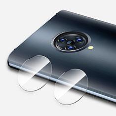 Vivo Nex 3用強化ガラス カメラプロテクター カメラレンズ 保護ガラスフイルム Vivo クリア