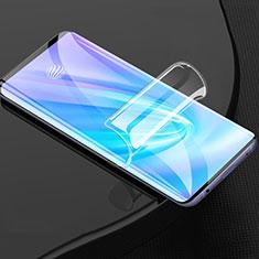 Vivo Nex 3用高光沢 液晶保護フィルム フルカバレッジ画面 Vivo クリア