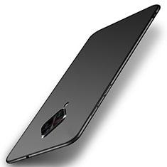 Vivo S1 Pro用ハードケース プラスチック 質感もマット カバー M01 Vivo ブラック