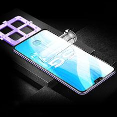 Vivo V20 Pro 5G用高光沢 液晶保護フィルム フルカバレッジ画面 F01 Vivo クリア