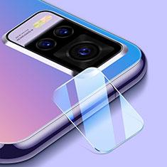 Vivo V20 Pro 5G用強化ガラス カメラプロテクター カメラレンズ 保護ガラスフイルム C01 Vivo クリア