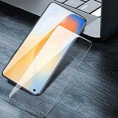 Vivo X50 5G用強化ガラス 液晶保護フィルム T01 Vivo クリア