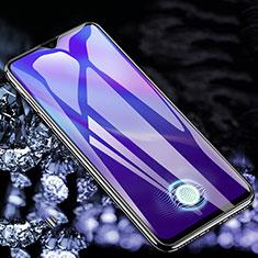 Vivo X50 Lite用強化ガラス フル液晶保護フィルム F02 Vivo ブラック