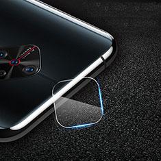 Vivo X50 Lite用強化ガラス カメラプロテクター カメラレンズ 保護ガラスフイルム Vivo クリア