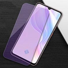Vivo X50 Lite用アンチグレア ブルーライト 強化ガラス 液晶保護フィルム Vivo クリア