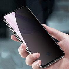 Vivo X50 Lite用反スパイ 強化ガラス 液晶保護フィルム M01 Vivo クリア