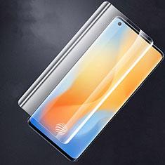 Vivo X50 Pro 5G用強化ガラス 液晶保護フィルム Vivo クリア