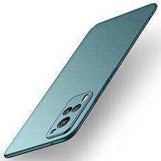 Vivo X60 5G用ハードケース プラスチック 質感もマット カバー M01 Vivo グリーン