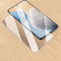Vivo X60 5G用強化ガラス 液晶保護フィルム T02 Vivo クリア