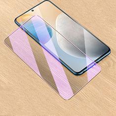 Vivo X60 5G用アンチグレア ブルーライト 強化ガラス 液晶保護フィルム B01 Vivo クリア