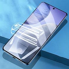 Vivo X60 5G用高光沢 液晶保護フィルム フルカバレッジ画面 F01 Vivo クリア