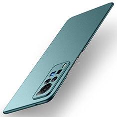 Vivo X60 Pro 5G用ハードケース プラスチック 質感もマット カバー M01 Vivo グリーン