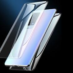 Vivo X60 Pro 5G用高光沢 液晶保護フィルム 背面保護フィルム同梱 Vivo クリア