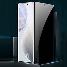 Vivo X60 Pro 5G用反スパイ 強化ガラス 液晶保護フィルム Vivo クリア