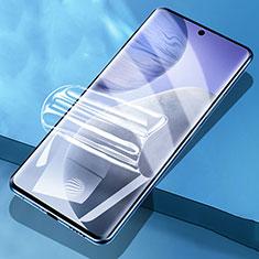 Vivo X60 Pro 5G用高光沢 液晶保護フィルム フルカバレッジ画面 F02 Vivo クリア