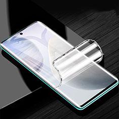 Vivo X60 Pro 5G用高光沢 液晶保護フィルム フルカバレッジ画面 F03 Vivo クリア