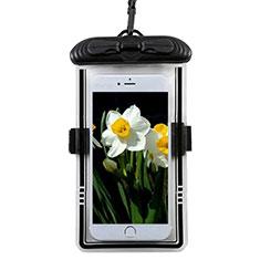 Samsung Galaxy S21 5G用完全防水ケース ドライバッグ ユニバーサル W11 ブラック