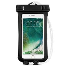 Samsung Galaxy S21 5G用完全防水ケース ドライバッグ ユニバーサル ブラック