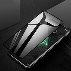 Xiaomi Black Shark 3 Pro用強化ガラス フル液晶保護フィルム Xiaomi ブラック