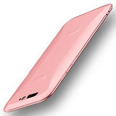 Xiaomi Black Shark用極薄ソフトケース シリコンケース 耐衝撃 全面保護 S01 Xiaomi ローズゴールド