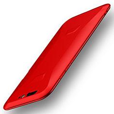 Xiaomi Black Shark用極薄ソフトケース シリコンケース 耐衝撃 全面保護 S01 Xiaomi レッド