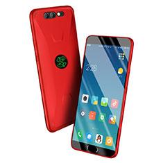 Xiaomi Black Shark用極薄ソフトケース シリコンケース 耐衝撃 全面保護 S06 Xiaomi レッド