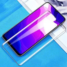 Xiaomi Mi 10 Lite用強化ガラス フル液晶保護フィルム Xiaomi ブラック