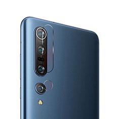 Xiaomi Mi 10 Pro用強化ガラス カメラプロテクター カメラレンズ 保護ガラスフイルム C03 Xiaomi クリア