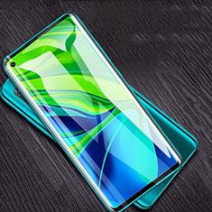 Xiaomi Mi 10 Pro用高光沢 液晶保護フィルム フルカバレッジ画面 F02 Xiaomi クリア
