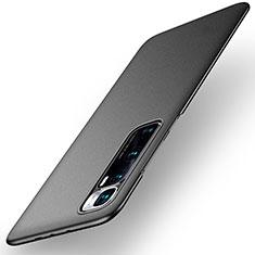 Xiaomi Mi 10 Ultra用ハードケース プラスチック 質感もマット カバー M02 Xiaomi ブラック