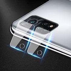 Xiaomi Mi 10T 5G用強化ガラス カメラプロテクター カメラレンズ 保護ガラスフイルム C01 Xiaomi クリア