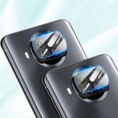 Xiaomi Mi 10T Lite 5G用強化ガラス カメラプロテクター カメラレンズ 保護ガラスフイルム Xiaomi クリア