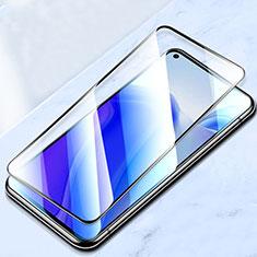 Xiaomi Mi 10T Pro 5G用強化ガラス フル液晶保護フィルム Xiaomi ブラック