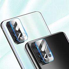 Xiaomi Mi 10T Pro 5G用強化ガラス カメラプロテクター カメラレンズ 保護ガラスフイルム Xiaomi クリア