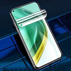 Xiaomi Mi 10T Pro 5G用高光沢 液晶保護フィルム フルカバレッジ画面 Xiaomi クリア