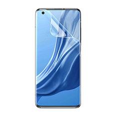 Xiaomi Mi 11 5G用高光沢 液晶保護フィルム フルカバレッジ画面 Xiaomi クリア