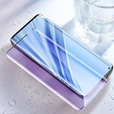 Xiaomi Mi 11 5G用強化ガラス フル液晶保護フィルム アンチグレア ブルーライト Xiaomi ブラック