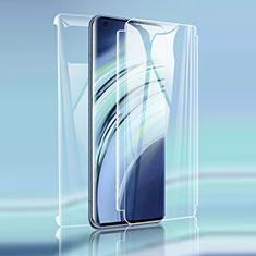 Xiaomi Mi 11 5G用高光沢 液晶保護フィルム 背面保護フィルム同梱 Xiaomi クリア