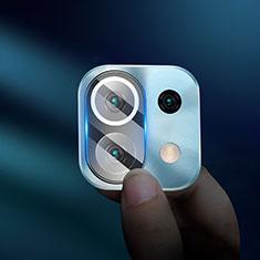 Xiaomi Mi 11 5G用強化ガラス カメラプロテクター カメラレンズ 保護ガラスフイルム C01 Xiaomi クリア