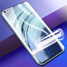 Xiaomi Mi 11 5G用高光沢 液晶保護フィルム フルカバレッジ画面 F01 Xiaomi クリア