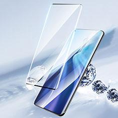 Xiaomi Mi 11 5G用強化ガラス フル液晶保護フィルム F04 Xiaomi ブラック