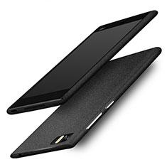 Xiaomi Mi 3用ハードケース カバー プラスチック Q01 Xiaomi ブラック