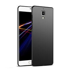 Xiaomi Mi 4 LTE用ハードケース プラスチック 質感もマット M02 Xiaomi ブラック