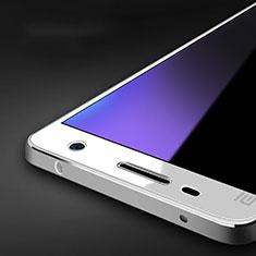 Xiaomi Mi 4 LTE用アンチグレア ブルーライト 強化ガラス 液晶保護フィルム B01 Xiaomi ネイビー