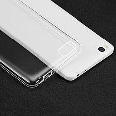 Xiaomi Mi 4C用極薄ソフトケース シリコンケース 耐衝撃 全面保護 クリア透明 T02 Xiaomi クリア